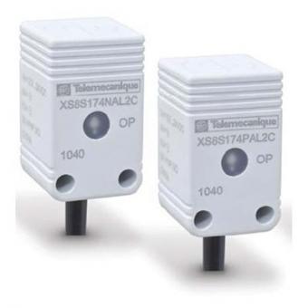 施耐德 s17小方形电感式接近传感器