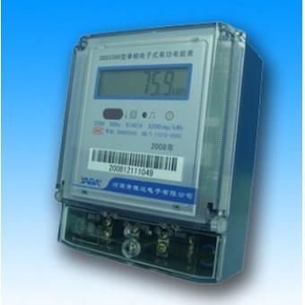 DSSD3366 DSSD3366A DSSD3366N三相电子式多功能电能表