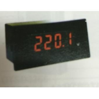 nju9204数显表头电路图