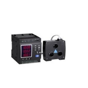 互感器热继电器电机保护电路图