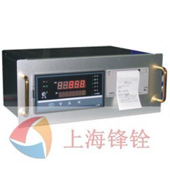 智能数显仪表 控制仪 hr-wp-xr系列多路巡检台式打印